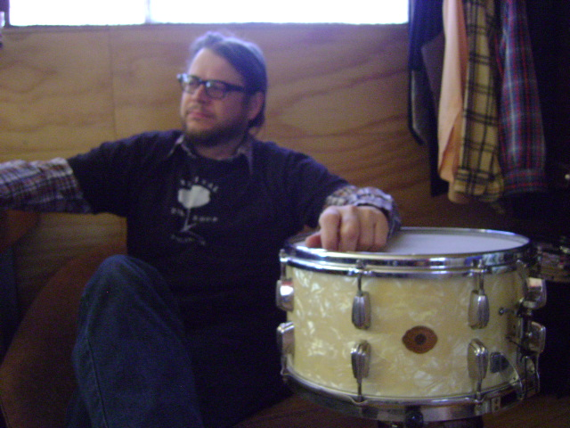 Me and this here snare are gonna be hangin out in Los Angeles.  Anybody need me, I'll be home.