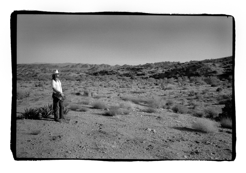 Rim Rock Ranch, Pioneertown, 2012...courtesy of Matt Mendenhall.