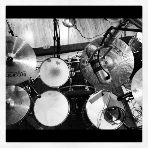 Electraphonic Studio, Memphis, 2013.