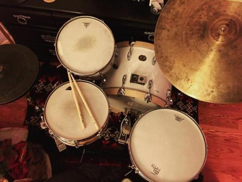 13, 16 & 22 w 6 x 14 Craviotto Birdseye snare!